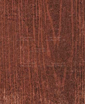 Dekor fátyol rozsdabarna famintás (WG 001 BO)