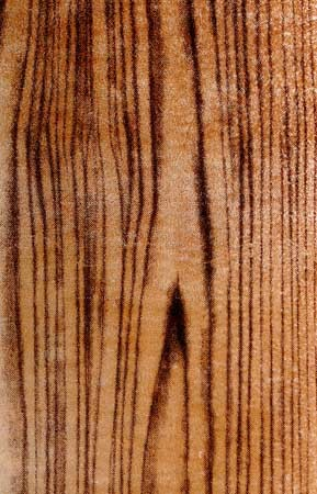 Printed Glass Surface Mat with light brown wood pattern (WG 009 B0) 100cm width