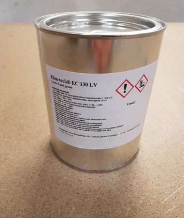 EC 130 LV epoxi lamináló gyanta kiszerelt fém 1kg + 0,3kg W 341 @