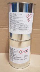 SR 8500 hajóminősített epoxi lamináló gyanta 1kg + SD 8601 0,35kg