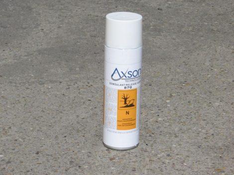 Formaleválasztó poliuretánhoz 870 400ml-spray kisz