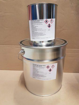 Szerszámgél, vinilészter, ecsetes, fekete 520-2107 (23,1kg)