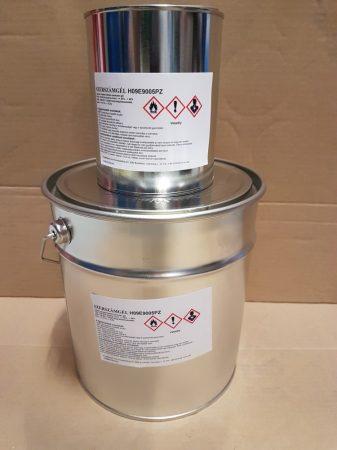 Szerszámgél, iso poliészter ecsetes, fekete, H09E9005pz (25kg)