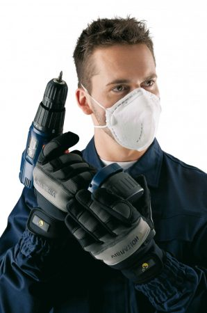 REFIL 530 FFP2 dust mask without valve