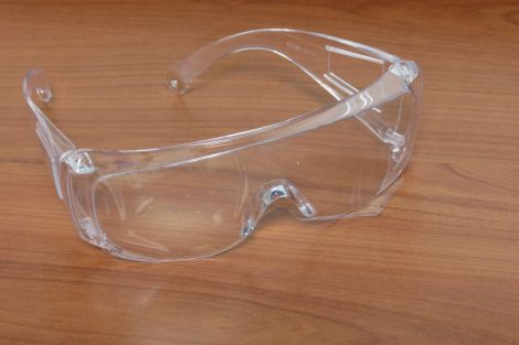 Safety glasses VISILUX 60400  scratch resistant