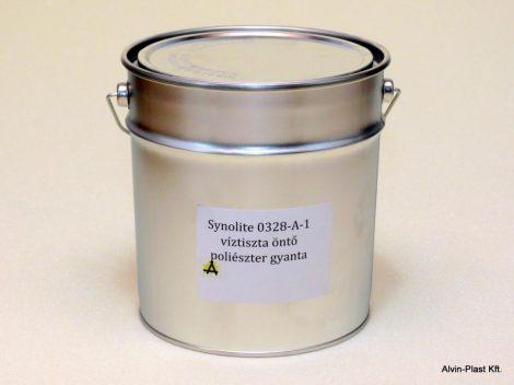 Synolite 0328-A-1 Víztiszta öntő poliészter gyanta UV álló kiszerelt  3 kg @