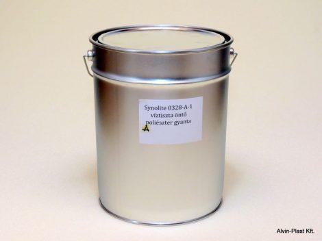 Synolite 0328-A-1 Víztiszta öntő poliészter gyanta UV álló kiszerelt  5 kg @