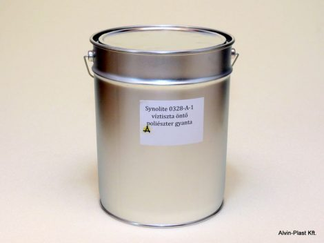 Synolite 0328 A-1 clear, UV stable polyester resin 5kg