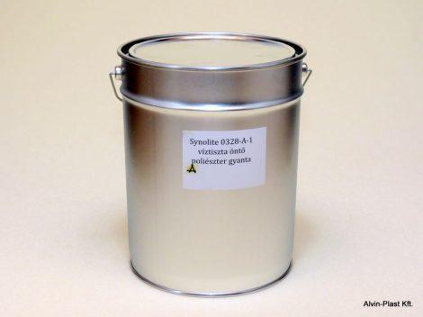 Synolite 0328-A-1 Víztiszta öntő poliészter gyanta UV álló kiszerelt 10 kg @
