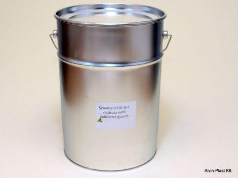 Synolite 0328-A-1 Víztiszta öntő poliészter gyanta UV álló kiszerelt 25 kg @