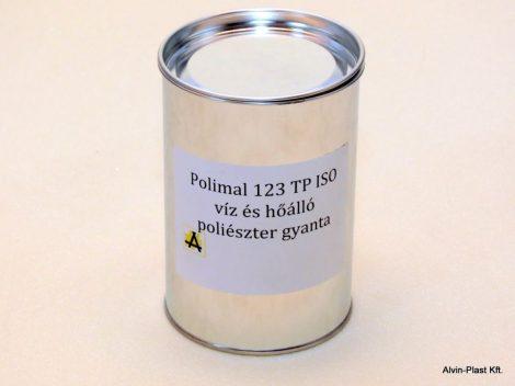 ISN 0841/AT ISO paraffin mentes poliészter gyanta 1kg