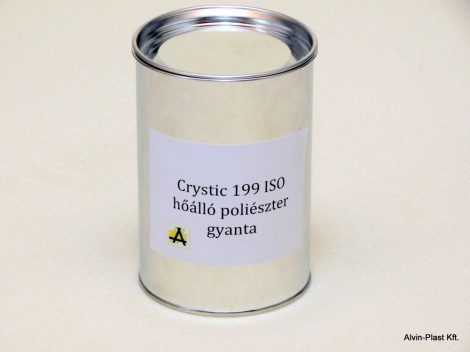 Crystic 199 polyester resin 1kg