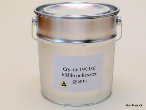 Crystic 199 polyester resin 5kg