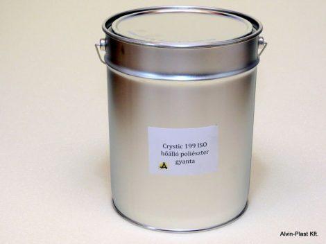 Crystic 199 ISO  poliészter gyanta nem előgy., nem paraffinos, kiszerelt 10kg @