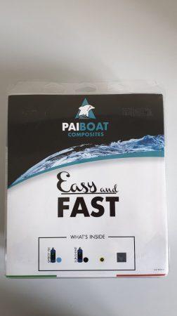 EASY & FAST PAIBOAT gyorspolírozó kit kézi felhasználásra (800531)