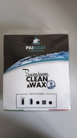 PREMIUM CLEAN & WAX PAIBOAT