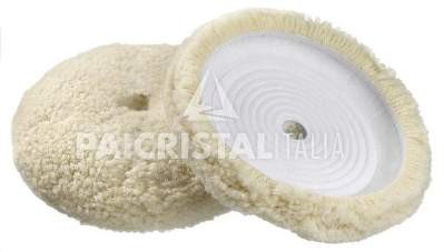 ST1 CURVED TWISTED SILKY WOOL PAD 180mm