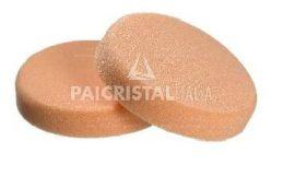 Polírkorong világos narancs közepes-kemény 150X30 (800078)