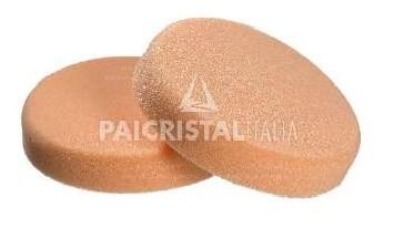 TE02 - Polírkorong, közepesen kemény, narancs - 150x30, 2db/csomag (800078)