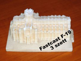 Fastcast - F190 kiszerelt (0,45kg+0,45kg) @