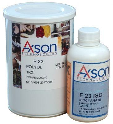 Fastcast - F23 kiszerelt (iso 0,2kg +poli 1kg) @