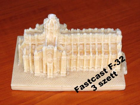 Fastcast - F32-1 kiszerelt (1,35kg+1,35Kg) @