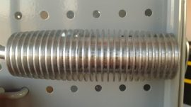 Roller Domború 70x10/12/10mm(7012)