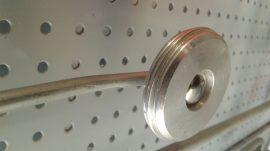 Roller élgörgő 40X11mm (roD150GB) rövid nyéllel