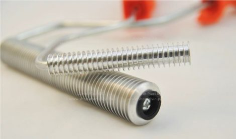Finned Roller 140x22mm (FR22-140/ENQ)(*FR22140)
