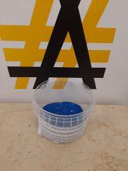 PUR színezőpaszta kék RAL 5017 (0,5kg)