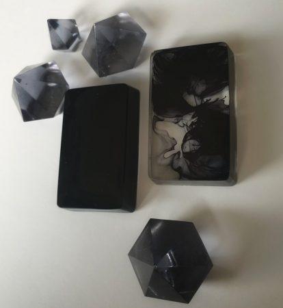 SC Clear Color Black N°1 0.1kg