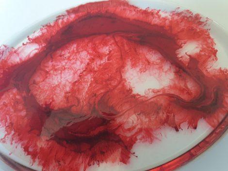 SC Clear Color Red N°1 0.1kg