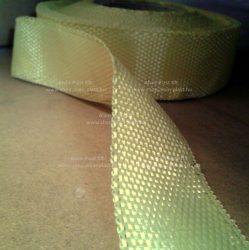 Kevlár szalag, 220 gr/m2,  50 mm, kiszerelve