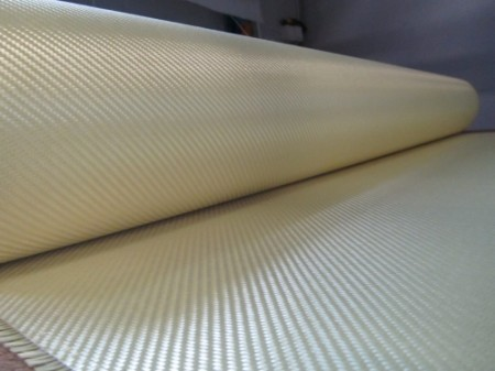 Kevlar fabric 173 gr/m2 2/2 100 cm Style 284 2/2 roh