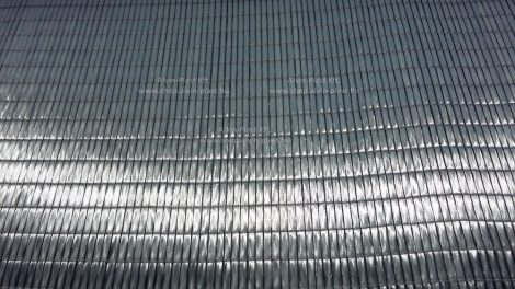 Unidirectional glass fabric 500gr/m2 60 cm width (transverse)