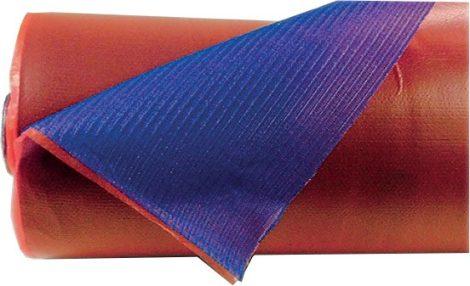 Gyantavezető háló lev. fólia P8, 30ym x 1,45 x 100m, 190g/m2, 145m2/tek (DUAL PLAY) perforált, kisz