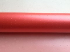 Perforált (P3) leválasztófólia - WL3900R piros (1,525 m széles) kiszerelt