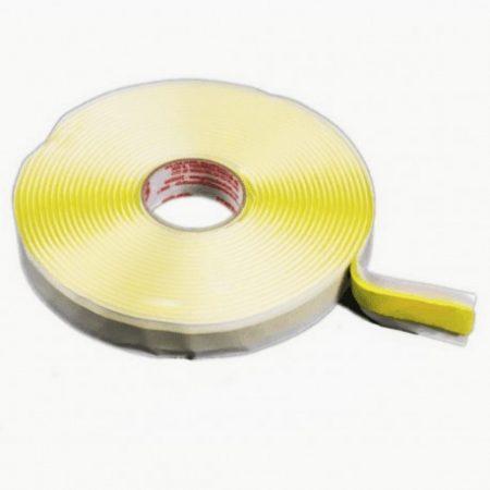 Vákuum tömítő szalag,  31mm 1,27cm 7,62m 40db (AT 200Y) sárga